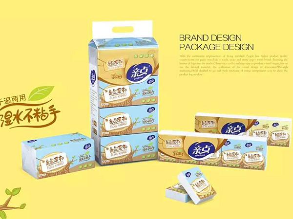 卫生纸包装袋的营销功能